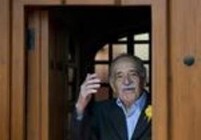 Author Gabriel Garcia Marquez dies in Mexico City home, 1927-2014