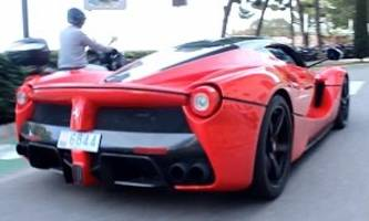 LaFerrari Design Is Perfect for Monaco [Video]