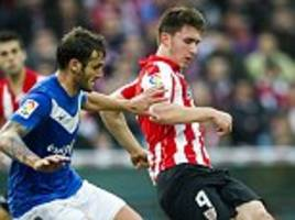 Aymeric Laporte wanted by Bayern Munich as German giants prepare £30m bid for Athletic Bilbao defender