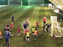 chelsea stars john terry, frank lampard and fernando torres taught lesson by under-8s side