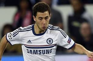 Hazard still doubtful for Chelsea's Champions League clash with Atletico
