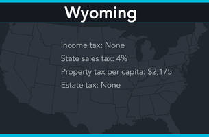 these are america's most and least taxing states (and everything inbetween)