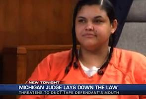 Michigan Judge to Convicted Murderer: 'I Hope You Die in Prison'