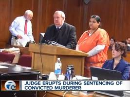 Judge Tells Snickering Killer: 'I Hope You Die in Prison'