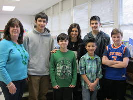 Kinnelon Students Collect 1,100 Books for Reach Out and Read New Jersey