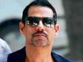 India elections: Congress leaders come out in Vadra's defence following BJP's verbal attack