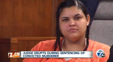 Judge Tells Remorseless Murderer I Hope You Die In Prison (Video)