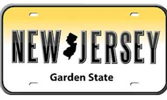 New Jersey Turns Down Request for '8THEIST' License Plate